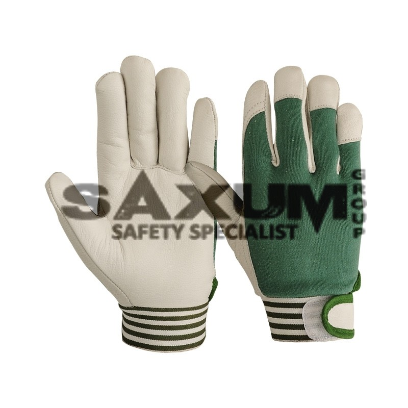 Interlock assembly gloves