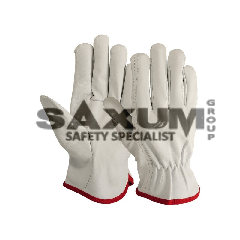 Straight thumb driver gloves
